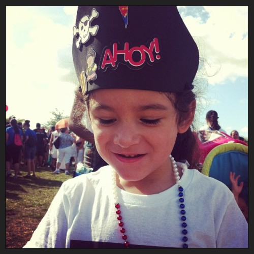 Autism Walk in Miami for my handsome little man!!!!