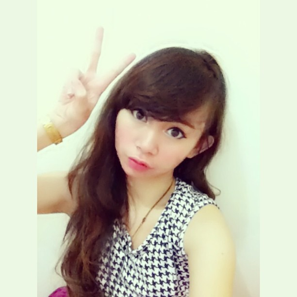 Peace! ✌ #picoftheday #photooftheday #girl #ulzzang #asian #instapic
