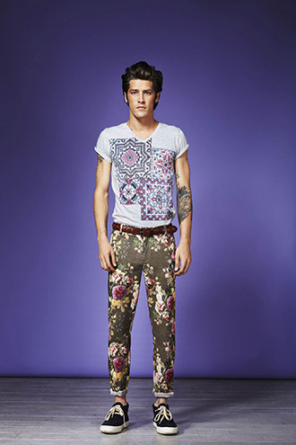 mensfashionworld:  Paul & Joe Spring-Summer 2013