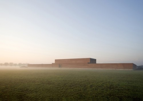 savilleandknight:  Crematory In Parma / Studio Zermani e Associati
