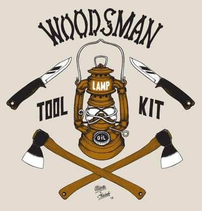 Woodsman Toolkit