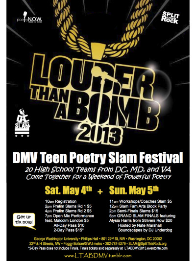 Get tickets at http://ltabdmv2013.eventbrite.com/#