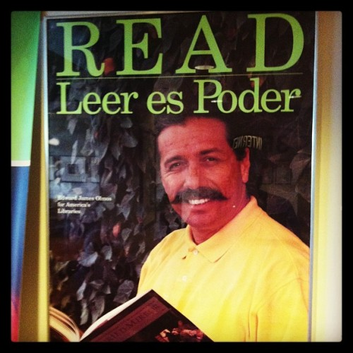 Montoya Santana finally learned how to read. #americanme