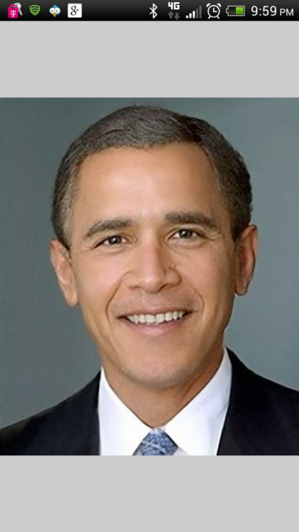 If you like Bush and if you like Obama here you have Obama Bush