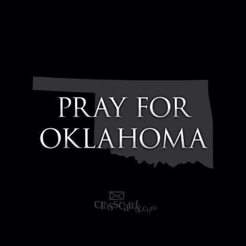 Please pray for Oklahoma, and the 24 children that have been assumed dead! Repost this FREELY!!