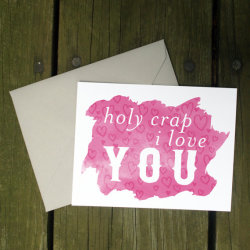 New greeting card designs are in the shop!