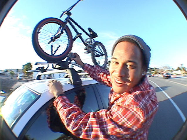 Click to watch a day in the life with BMX Pro Chad Kerley!