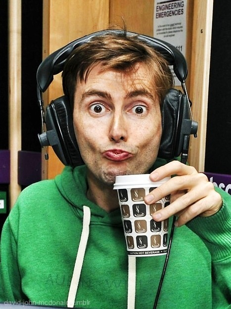david-john-mcdonald:  David Tennant a study in derp face
