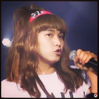 MingSunny so pretty during Gee.. Aigoooo his liphs can'ttttt > w < #sungmin #leesungmin #superjunior #sj #suju #supershow2 #parody #cover #roleplay #SNSD #sunny #Gee #SuperGeneration #crossdress #ming #cute #pout #liphs