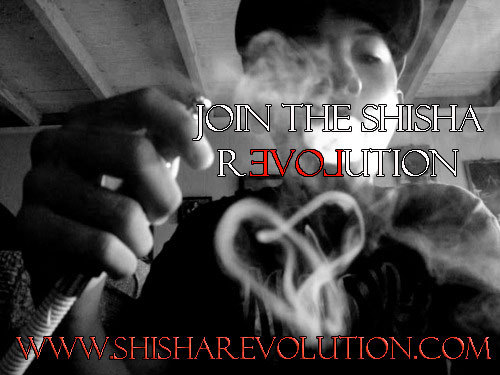 Join the Shisha Revolution going on now.  http://www.ShishaRevolution.com It's free to join and they are giving away free hookah swag.