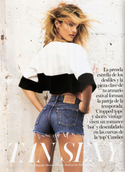 everythingcandice:  Scans: Zhanna
