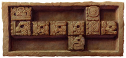 Google marks the end of the 13th Baktun of the Mayan Calendar with a doodle of a stone carving. The Mayan Apocalypse has not happened yet.