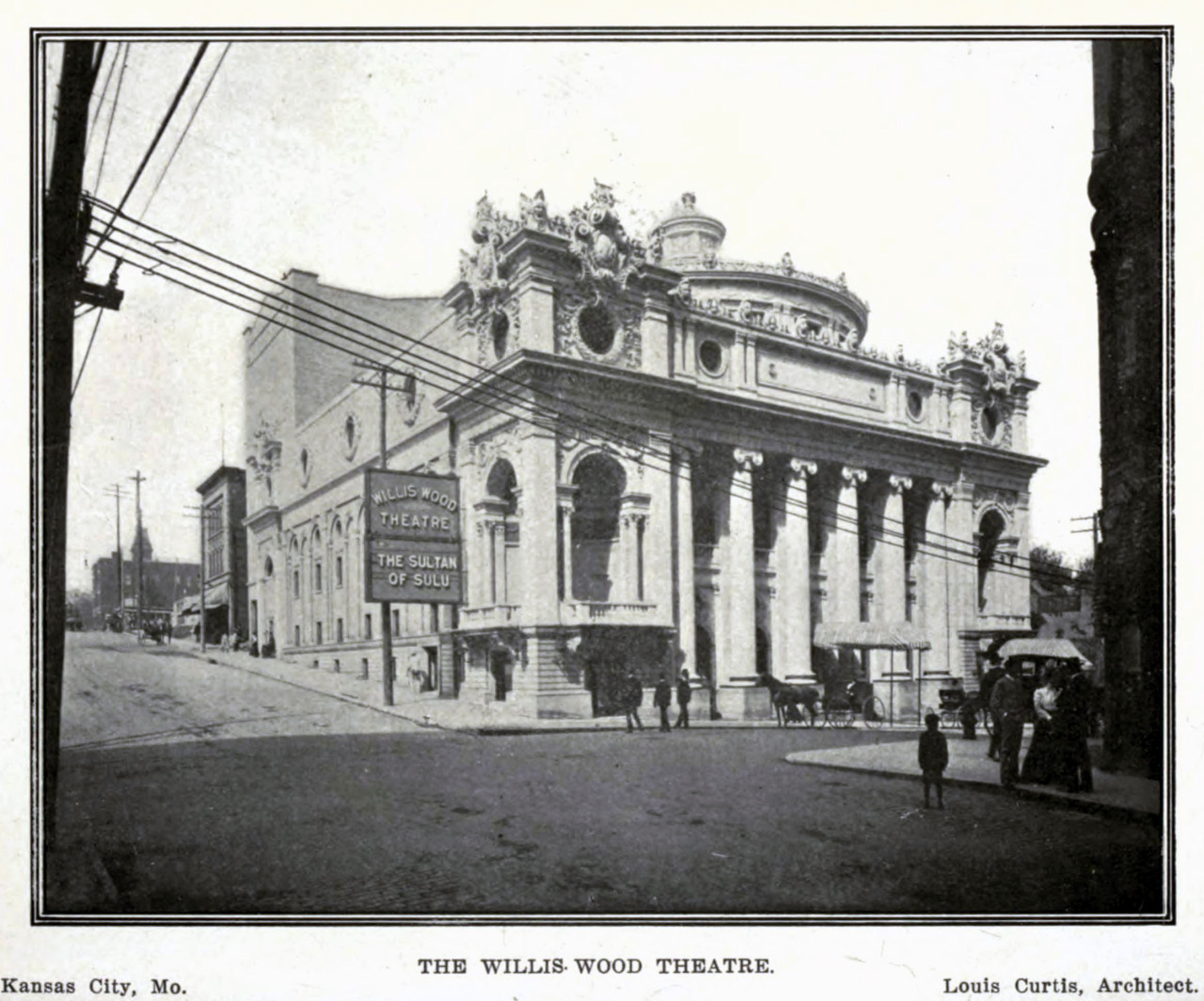 The Willis Wood Theatre, Kansas City