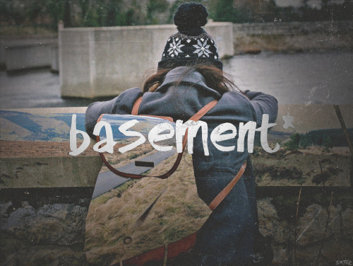 syktris:  Basement / I Wish I Could Stay Here