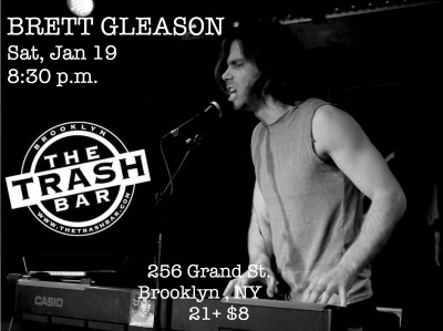 Saturday Night!  Brooklyn!  Time to ROCK OUT at The Trash Bar - You're gonna fuckin LOVE it. https://www.facebook.com/events/149285678555483/