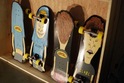 Globe x Beavis & Butt-Head Cruiser Skateboards