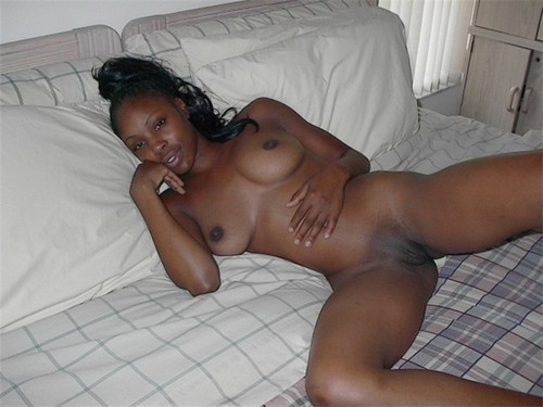 Nude mature black women