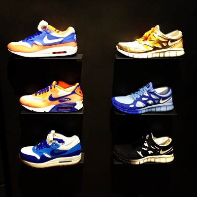 #makeitcount (at Niketown New York)