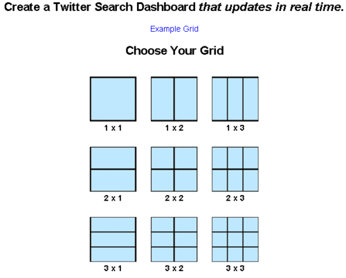 Tweet Grid - multiple Tweetnosis stack overflow guaranteed