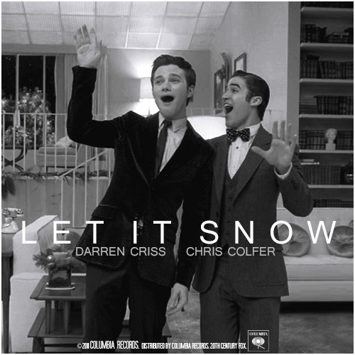 3x09 Extraordinary Merry Christmas | Let It Snow Requested Alternative Cover