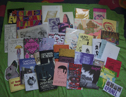 hypercastle:  My TCAF haul