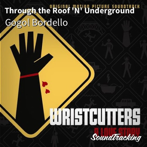"1st song of the morning. #NowPlaying ♫ ""Through the Roof 'N' Underground"" by Gogol Bordello 