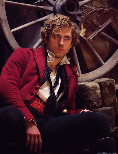 Oh, hello Enjolras!