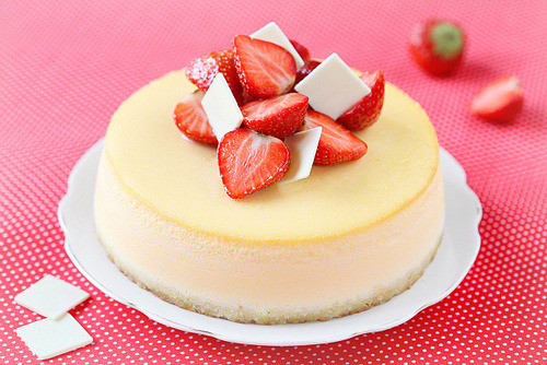 foodescapades:  Cheesecake