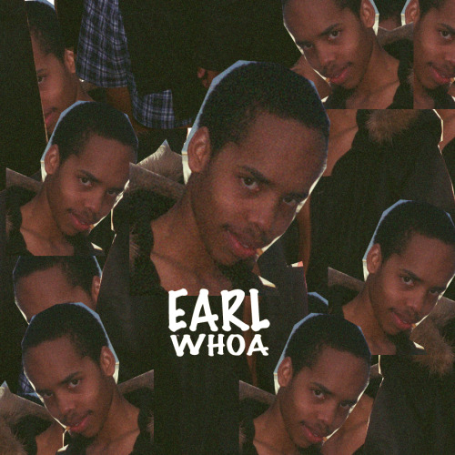 oddfuture:  Earl Will Be Releasing A Video For 'Whoa' Next Week.