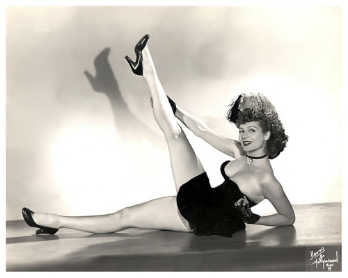 "Vicki Welles      aka. ""Burlesk's Ball of Fire"".. More pics of Vicki can be found here.."