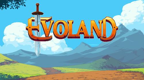 gokanjin:  I just finished playing Evoland, short summary it's a fun rpgish indie game, short but sweet, and I definitely want to play it more! Gonna put a Video review of it in a couple of days and hopefully have at least an intro for this Youtube Video.