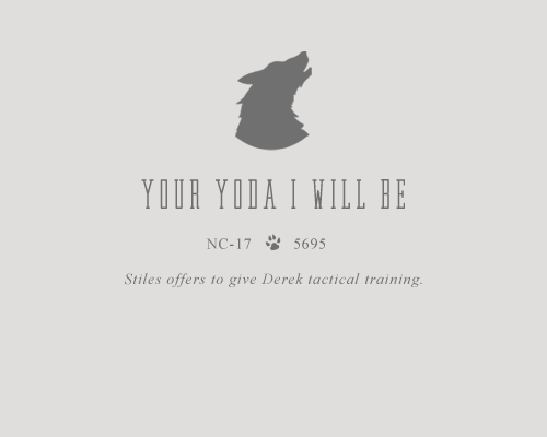 Your Yoda I Will Be