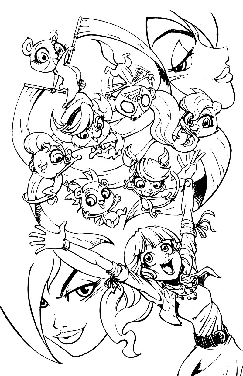 phnkytown:  Going to be streaming the coloring of this if you're down: http://www.livestream.com/phndraws
