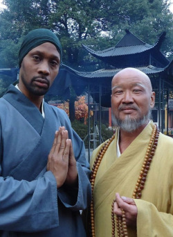 "pattilahell:   ""Wu tang is for everybody""  zen master rza  Yea, rza!!!"