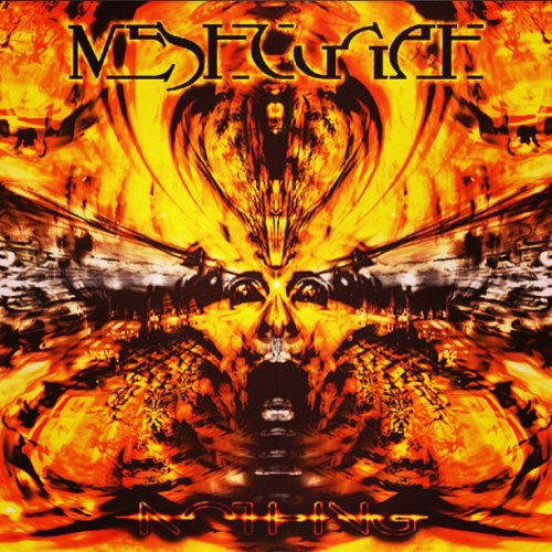 #nowplaying #listeningto #meshuggah