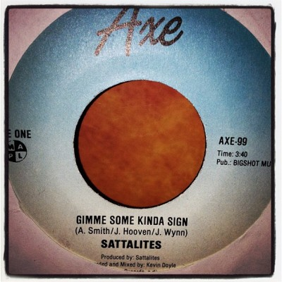 Big chune! Respect to The Sattalites, Canadian legends!