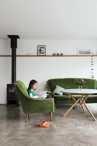 egedesign:  Green Furniture via James Moes
