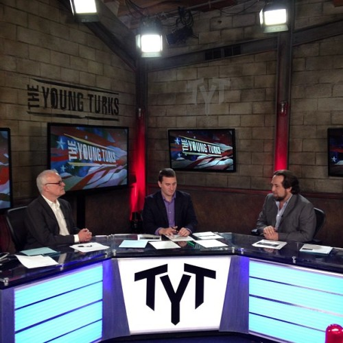 RJ Eskow, Michael Shure & John Iadarola host news hour tonight on #TYTLive at 9e/6p!