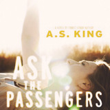 "aryadrotningu:  An Infinite List of Amazing Books: Ask The Passengers by A.S. King ""All those people who are chained here thinking that their reputations matter and this little shit matters are so freaking shortsighted. Dude, what matters is that you're happy. What matters is your future. What matters is that we get out of here in one piece. What matters is finding the truth of our own lives, not caring about what other people think is the truth of us.""  ""I stayed up to till 4am to finish this book,"" might be one of the best tags ever. Agreed?"