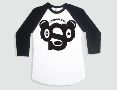 "Limited Edition Fashawn x FTK Construction ""Ciudad Del OSO"" Raglan tee. •*Available Wednesday*•  http://store.fashawn.ca/product/fashawn-x-ftk-construction-ciudad-del-oso-raglan"