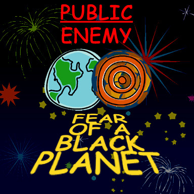 Fear of a Black Planet by Public Enemy. Original. (2…)
