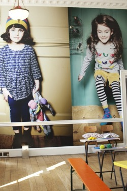 (via Pinterest) Our Mini models made large #bodenpressday