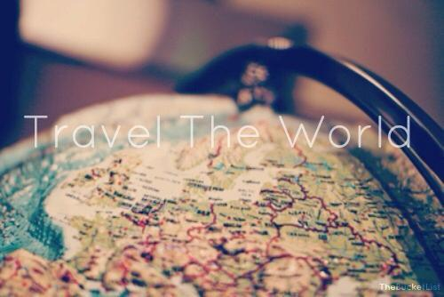 justbesplendid:  travel the world