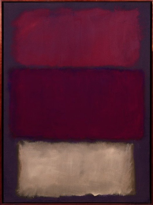 artemisdreaming:  Untitled, 1960 - Acquired 1962Collection SFMOMAAcquired through a gift of Peggy Guggenheim© 1998 Kate Rothko Prizel & Christopher Rothko / Artists Rights Society (ARS), New York - 62.3426 Mark Rothko