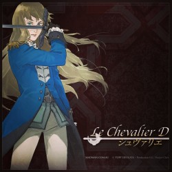 #liadebeaumont #deondebeaumont #lechevalierdeon #anime #geek #18th #france #psalms #poets #sword #knight #honor #chevalier