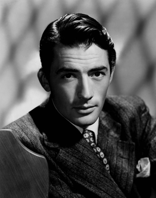 Eldred Gregory Peck born April 5, 1916