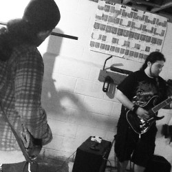 @submittosuffering @dabassdafunk #music #bandpractice #submittosuffering #dethmetal #metal #rock #guitar #bass #electric #electricbass #electricguitar #progress #swag #blackandwhite #b&w #black #white #follow #me #devilinside999