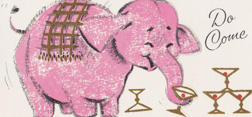 Gibson Pink Elephant Cocktail Party (by hmdavid)
