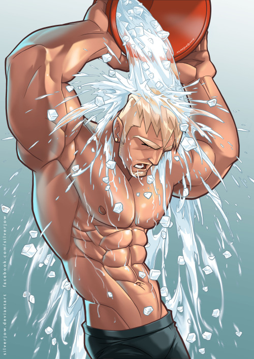 silverjow:I was nominated to do an illustrated ALS Ice Bucket Challenge. ByEphorox TyonSo, this is it! Challenge Accepted!(I know the challenged individuals must comply within 24 hours, so sorry for the delay). I nominateLux Uris,Ej Daryll Fiestanand大雄next to take the challenge! Sorry if you guys already done thisTo know about the ALS Ice Bucket Challenge and donate, go herehttps://secure2.convio.net/alsa/site/Donation2?df_id=27420&amp27420.donation=form1http://silverjow.deviantart.com/art/Illustrated-ALS-Ice-Bucket-Challenge-480562789