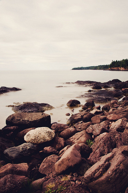 ethereo:  lake superior at castle danger by five one nine